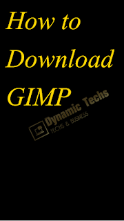 What is GIMP? How to download GIMP and GIMP Tutorials                                                What is Gimp? GIMP is a popular photo-editing created by  Spencer Kimball and Peter Mattis in 1996. The Word GIMP stands for  GNU Image Manipulation Program. GIMP allows us to create, edit Images as well as videos. There are a number of animations on YouTube as well as the blog on which you are reading this article none other than Dynamic Techs, The Images displaying text is also made by using the software GIMP. So we had a great introduction regarding gimp, now you are getting the question on how to download this amazing Software? So let's move on how to download GIMP without wasting our time.     As GIMP is available on any Desktop based operating system so you can easily download it.  The GIMP version I personally use is of GIMP Windows. GIMP is also available for Mac you can get it here GIMP for Mac.   Go to the  official download site of GIMP  https://www.gimp.org/downloads/ Select the way you like to download the GIMP either via BitTorrent or Direct (I suggest you choose direct over BitTorrent). As you select the direct method you are no longer away to get GIMP on you are the machine. The Review of GIMP always seems to be positive. I Personally Suggest you to get GIMP is a great positive GIMP review itself. For more GIMP review you should go to GIMP reviews. The question arises now is that how to use GIMP I suggest you go to the Youtube and see this. I conclude that in the race of  GIMP vs Photoshop GIMP always wons. The GIMP features beat the GIMP vs Photoshop every time. GIMP features: Low System Requirements Easy to learn  Fast and Free Can be used as GIMP Online GIMP is completely Safe GIMP is portable It does not require Service Pack 1 to be run So here is today's article ends hope so you like this.  This article is written by team Dynamic Techs.