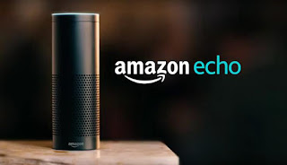 Amazon Echo, Advertising Image