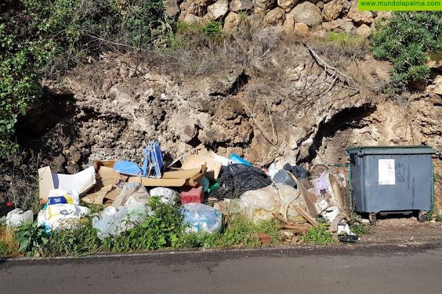 CC en Puntallana reclama políticas de sostenibilidad medioambiental en el municipio