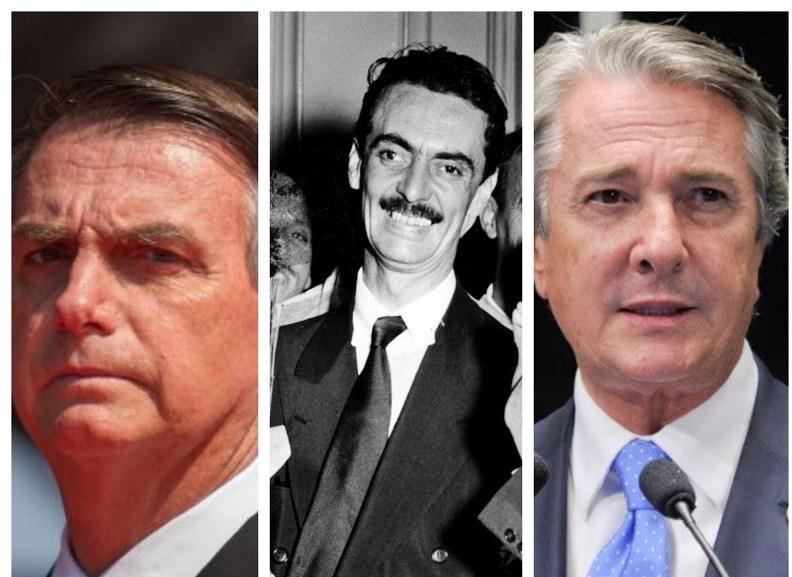 Resultado de imagem para Jânio, Collor e agora Bolsonaro