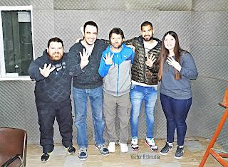Cuartetazo, Weiner y Taborda en Cipo Pasión Radio
