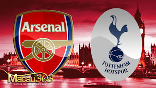 Prediksi Judi Bola Tottenham Hotspur vs Arsenal 30 April 2017