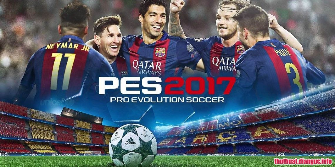 Download PES 2017 Full Cr@ck Fshare