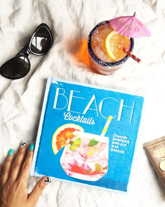 Giveaway: Win this Beach Cocktails Book!