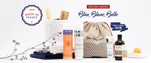 Edition Limitée Bleu Blanc Belle - Et Pourquoi pas Coline