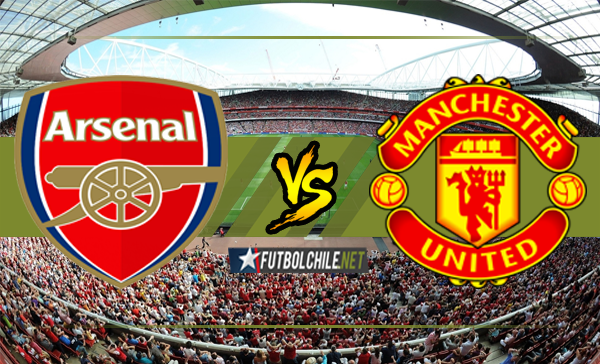 Arsenal vs Manchester United,