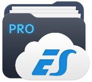 Download ES File Explorer/Manager PRO Apk v1.0.8 Full Terbaru