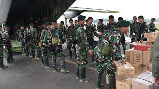 TNI Kirim Ratusan Prajurit Bantu Atasi Kebakaran Hutan di Riau
