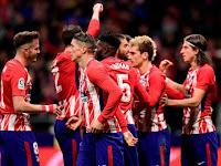 Hasil Lengkap Liga Spanyol, Atletico Dekati Barca, Madrid Tertahan