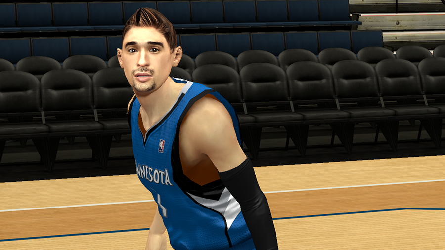 Alexey Shved Face Mod NBA 2K