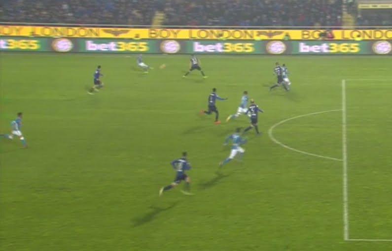Milik decide Atalanta-Napoli a 5 dalla fine, mantenuti gli 8 punti di distanza dalla Juventus in classifica.