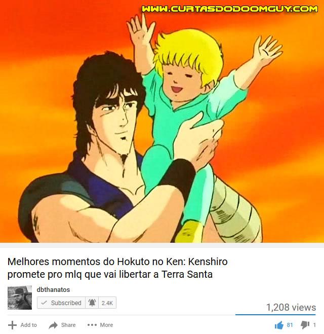 Melhores momentos do Hokuto no Ken