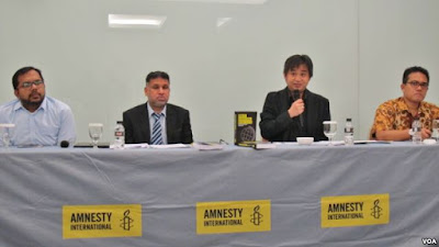 Amnesti Internasional: Presiden Jokowi Gagal Atasi Pelanggaran HAM