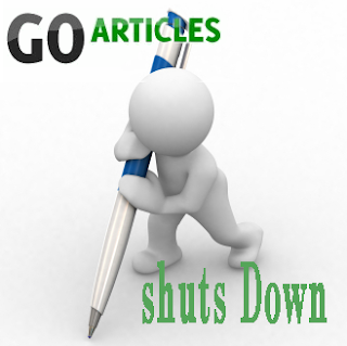goarticle quits article directory and submission