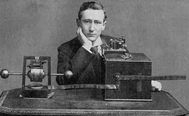Guglielmo Marconi invention of the radio
