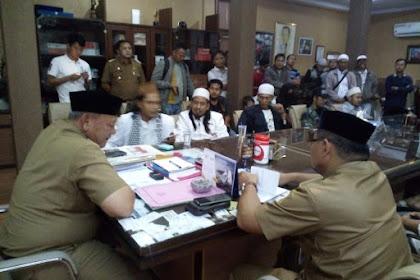 """FPI Kuningan Menuntut Bupati Minta Maaf Atas Ucapan """"Kades Yang Tidak Memilih Jokowi Adalah Laknat"""""""