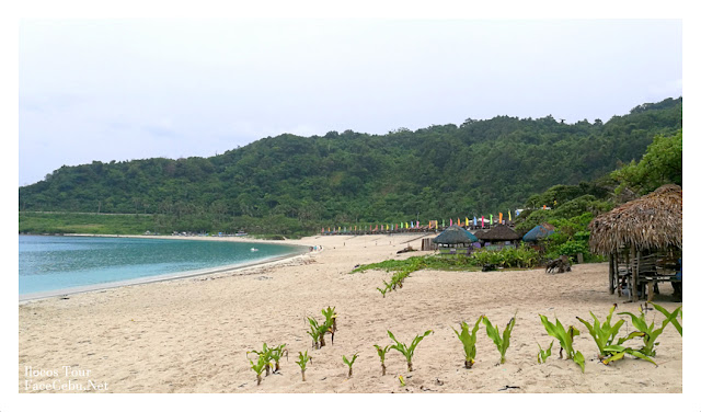 Pagudpud Blue Lagoon in Ilocos