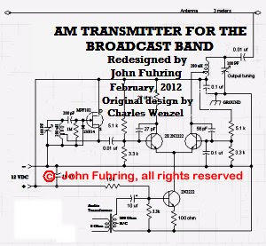 Low Power Radio: How to build your own AM transmitter ... on