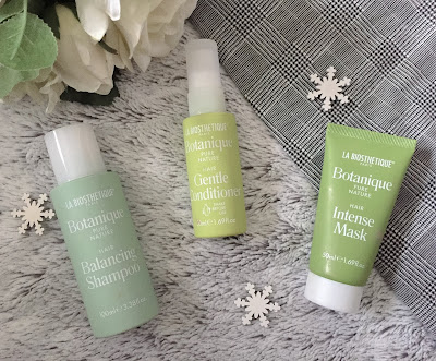 La Biosthetique Paris vegan haircare range review