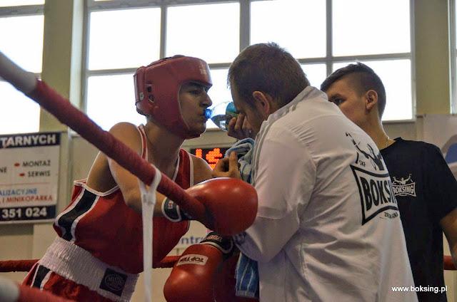 boks, Zielona Góra, sport, trening, boks olimpijski, boks kobiet, zawody, rywalizacja, memoriał, walka