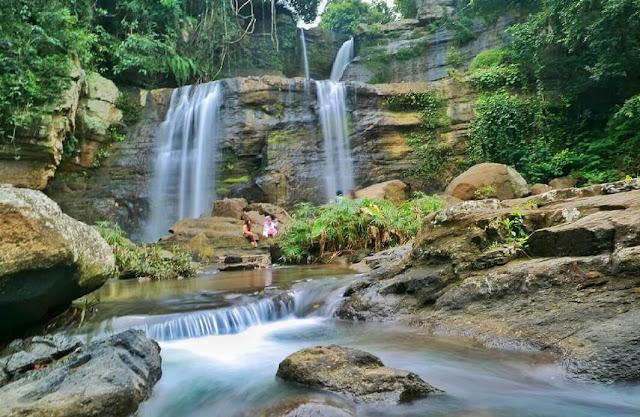 Rekreasi Coban Nirwana Malang
