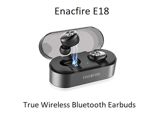 Enacfire E18 - Best Wireless Headphones to Buy