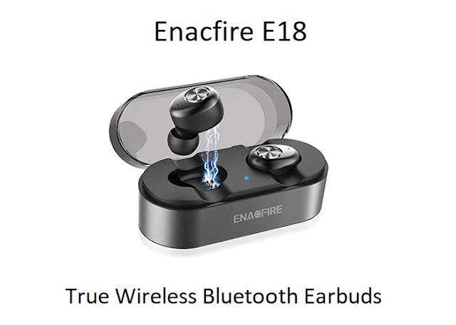 Enacfire E18 - Best Wireless Headphones to Buy