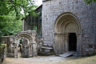 Monasterio de Santa Cristina de Ribas de Sil (Orense) by Susana Cabeza