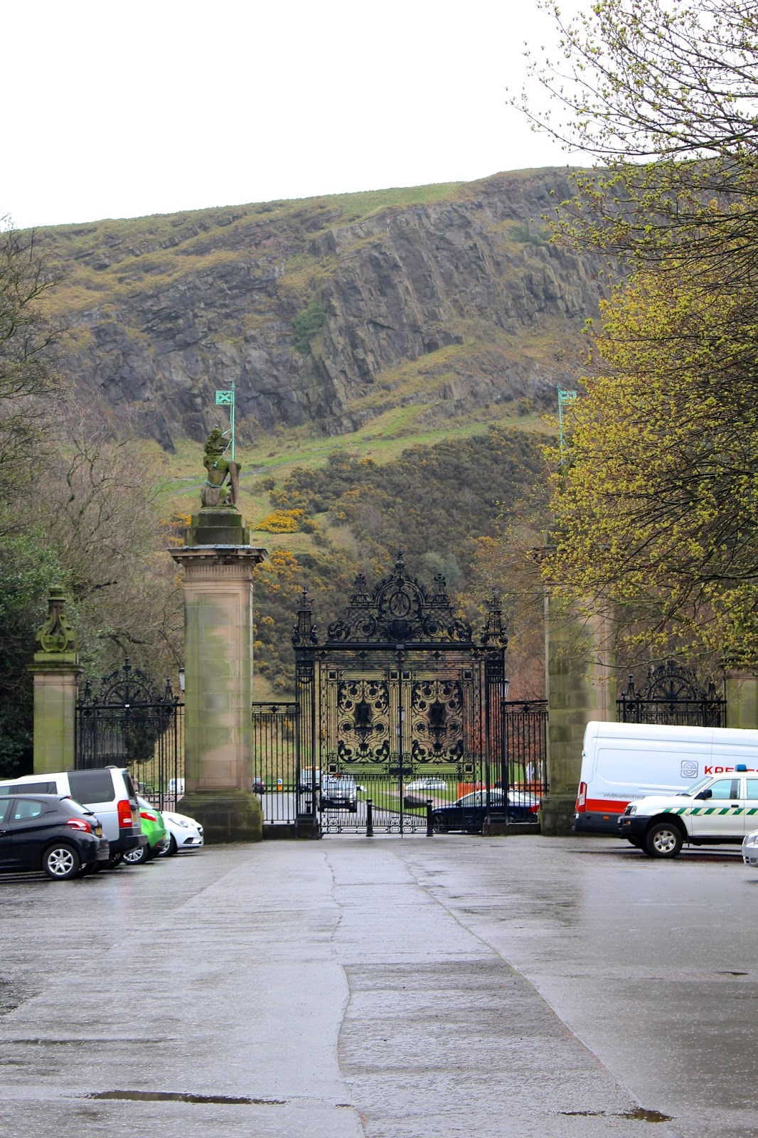 reasons to visit holyrood palace