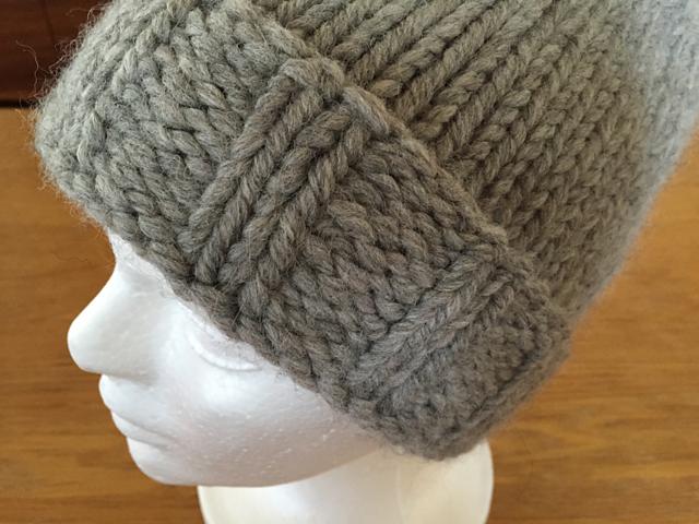 Lovely Yarn Escapes Free Pattern Thursday Super Bulky Hats