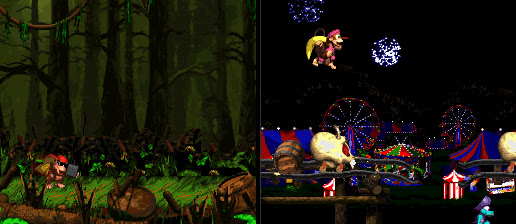 Gettin' Down with DKC2