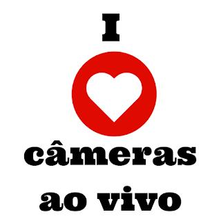 câmeras ao vivo