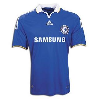 jersey kadnang Chelsea 2008/2009