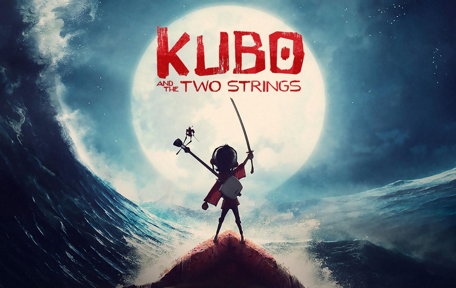 Kubo and Two String | Animasi Stop-Motion Luar Biasa