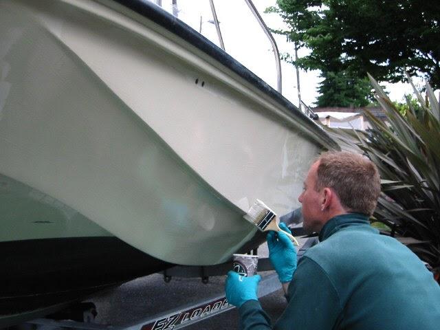 Fibre Reinforced Plastic Gelcoat And Gelcoating Method