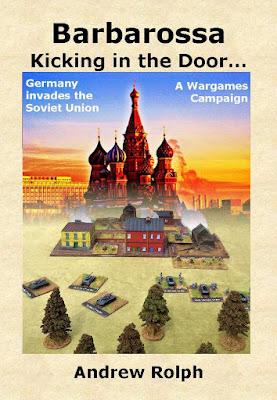 Barbarossa - Kicking in the Door