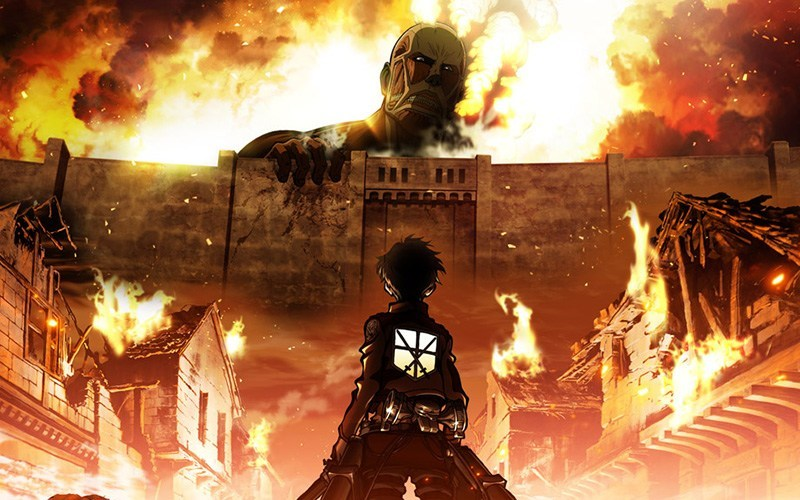 Attack On Titan In English Full Episodes