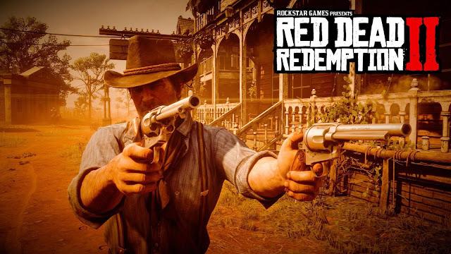 الكشف عن الحجم النهائي لتثبيت لعبة Red Dead Redemption 2 على جهاز بلايستيشن 4 ، حقائق مهمة !