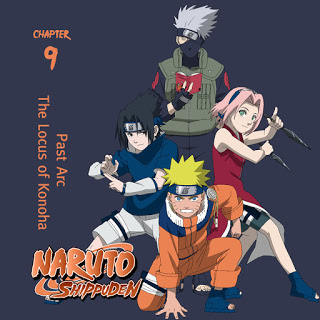 Naruto Shippuden Season 9 Episode 176-196 MP4 Subtitle Indonesia
