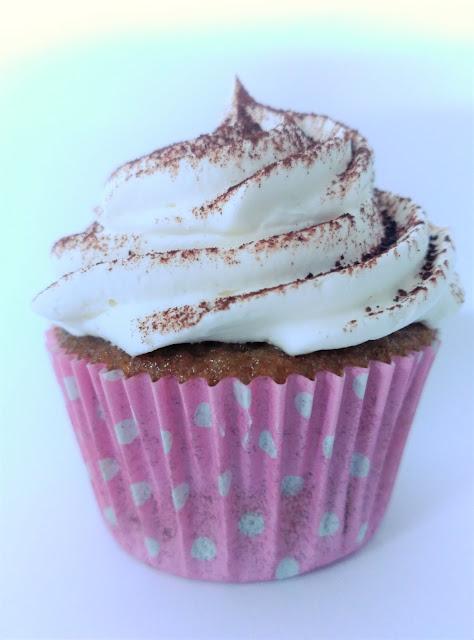 Receta: Cupcakes Capuccino | Dulce Imaginativa