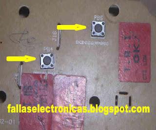 tarjeta electronica lavadora