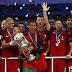 Portugal é campeão da Euro 2016!