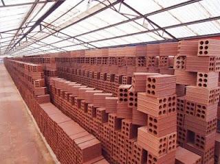 Bán gạch tuynel, gạch 2 lỗ, gạch 6 lỗ, gạch xây dựng tại Hải Phòng