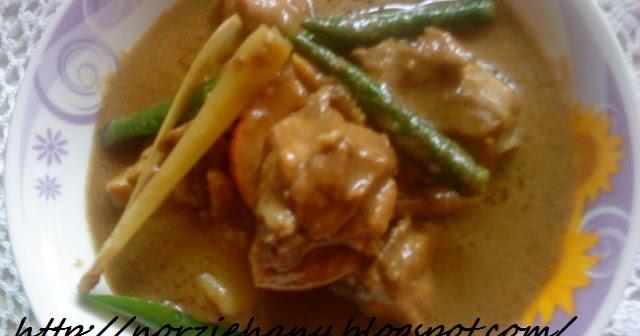 resepi ayam kurma  mudah kebaya polas Resepi Ayam Rendang Kicap Enak dan Mudah