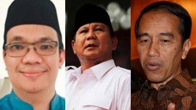 Tokoh NU Ini Tak Setuju Urusan Pilpres Ditentukan Lewat Adu Ngaji Jokowi-Prabowo