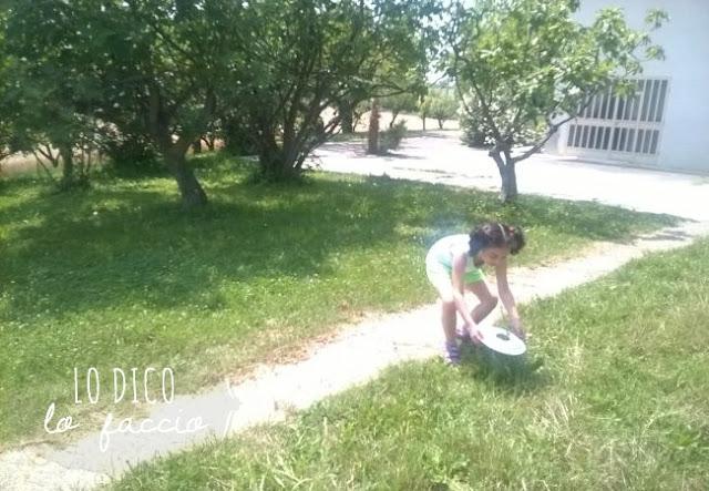 frisbee fai da te lo dico lo faccio