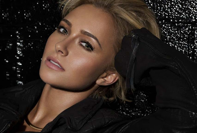 Green Pear Diaries - The Beauty Book brain cancer Hayden Panettiere