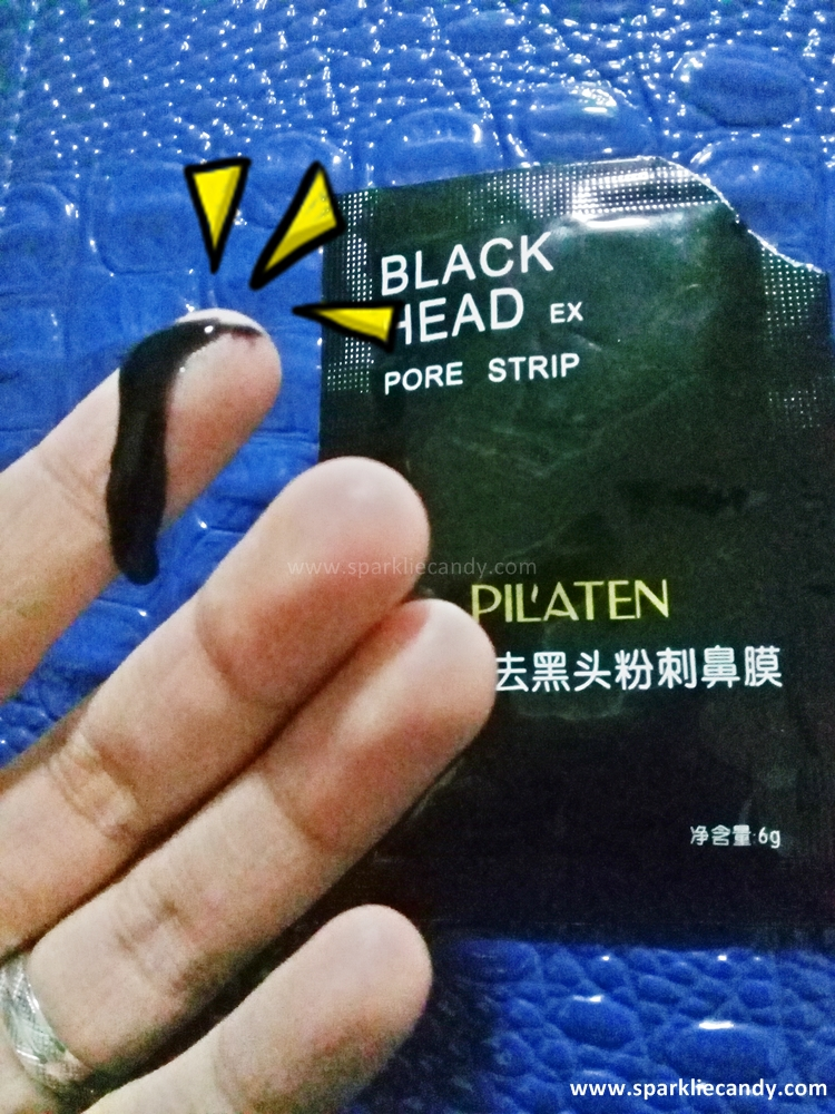 pilaten blackhead remover instructions