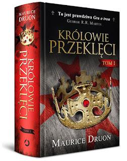 Królowie Przeklęci. Tom 1 - Maurice Druon