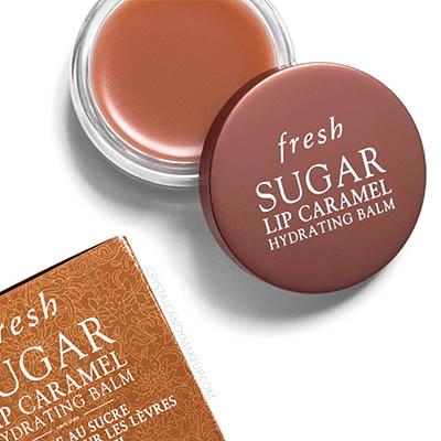 Fresh Sugar Lip Caramel Hydrating Balm Review